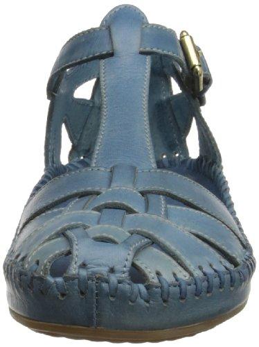 Pikolinos P.Vallarta - Sandalias de Vestir de cuero mujer Azul - azul