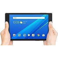 Lenovo Tab 4, 8' Android Tablet, Quad-Core Processor, 1.4GHz, 16GB Storage, Slate Black, ZA2B0009US