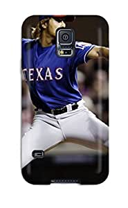 texas rangers MLB Sports & Colleges best Samsung Galaxy S5 cases 9261196K177050238
