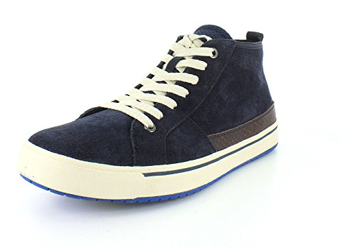Rockport Mens Pad Naar Grootheid Chukka Boot-nieuwe Jurk Blues