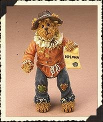 - Scarecrow by The Show Box Bears {Jointed Resin Figurines}