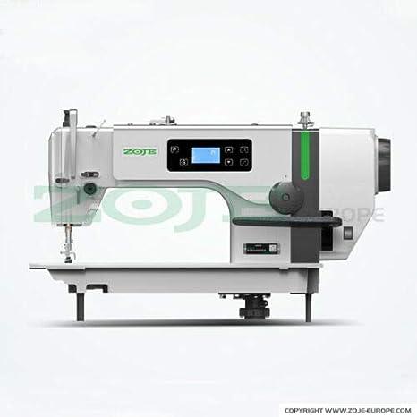 ZOJE ZJ-A6000-G - Máquina de Coser Industrial (Ajuste automático ...