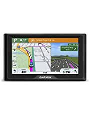 Garmin Drive 61 USA+CAN LM GPS Navigator System with Lifetime Maps, Spoken Turn-By-Turn Directions, Direct Access, Driver Alerts, TripAdvisor and Foursquare Data
