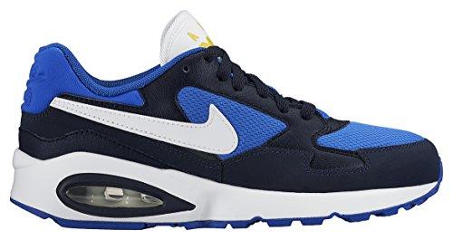 Nike Air Max ST (GS), Zapatillas de Running Niños, Multicolor (Obsdn/White-Hypr Cblt-Vrsty Mz), 36 EU