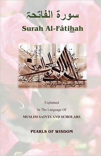 Buy Surah Al-Fatihah: Pearls of Wisdom Book Online at Low