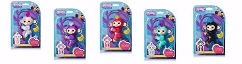 Fingerlings - Interactive Baby Monkey ~ set of 5 ~ Sophia...