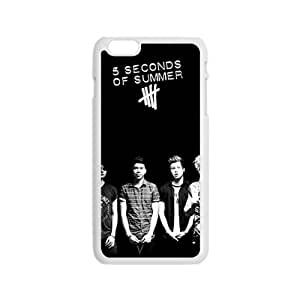 ZXCV The 5 Seconds Of Summer Band Cell Phone Case for Iphone 6