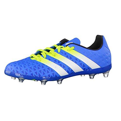 Unisex 'Ace Fg Botas Seliso Blanco adidas 16 multicolor Ftwbla Ag Kids 1 5 de fútbol EU 38 Azul Verde Azuimp w1qxqtB