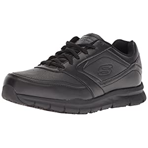 Skechers Women's Nampa-wyola Food Service Shoe