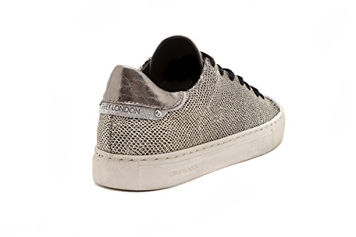 Trainers Crime gold Women's PEWTER Crime Women's Trainers gold wwXSgr