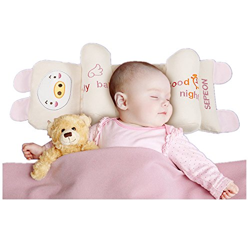 Awayyang Baby Stereotypes Pillow Buckwheat Pillow Cotton Pillow 0-6 Years - Canada Online Polo