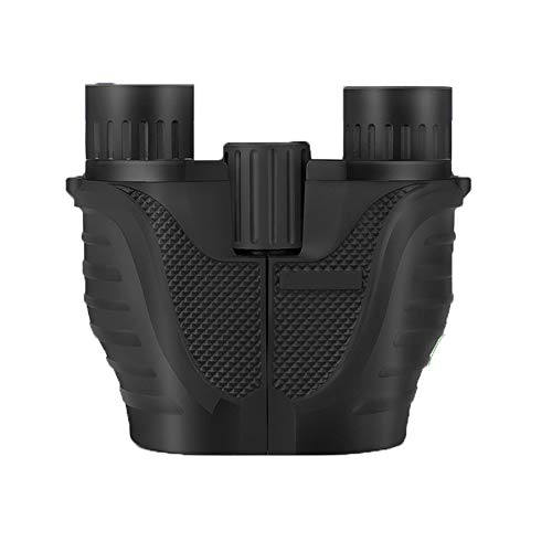 Portable Binoculars HD 10X50 Mini Waterproof Professional Telescope High Magnification Zoom Binoculars for Outdoor Concert Hunting Concert Opera ()