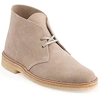Clarks Men's Desert® Boot,New Sand Suede,US 6 M (B00WRABSJS) | Amazon price tracker / tracking, Amazon price history charts, Amazon price watches, Amazon price drop alerts