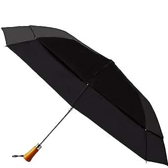 Rainkist Travel Windefyer Auto Open, Black, One Size