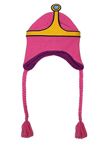 Adventure Time Princess Bubblegum Laplander Beanie -