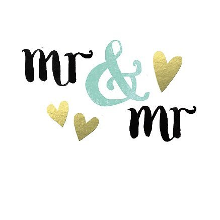 Hotchpotch cards wedding mr mr carte blanche greetings ltd m4hsunfo