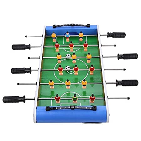 Rishx-toy Clásico Futbolín Fútbol fútbol Kicker Juego Familiar for ...