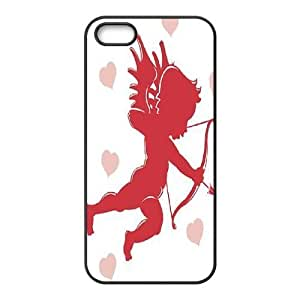 DIY Cupid Arrow Case, DIY Case Cover for iphone 5,5s with Cupid Arrow (Pattern-4)