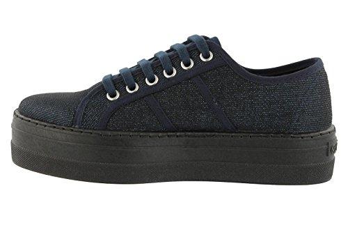 Basse Victoria Piattaforma Donna Scarpe Marino 092100 Con Sneakers qqtz6U