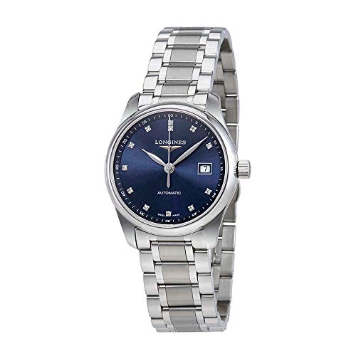 Longines Master Collection Automatic Blue Dial Ladies Watch L2.257.4.97.6