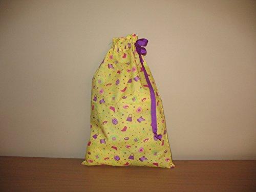 Girl Fun Drawstring Bag for Shoes/Travel/Gifts