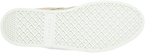 Esprit Sidney Perf Lace Up, Zapatillas para Mujer Beige (skin Beige 280)