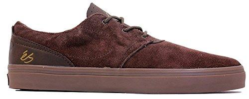 eS Skateboard Shoes ACCENT BROWN/GUM Size 11