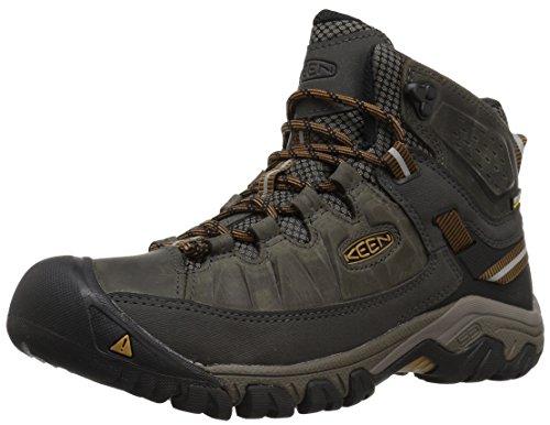 Keen Men's Targhee 3 Mid Leather Hiking Boot