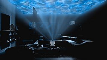 Amazon.es: Juguetrónica- Proyector oceanográfico con Altavoz (JUG0165)