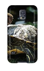 For Galaxy S5 Fashion Design Turtle Case-natglzO1342wyHgO