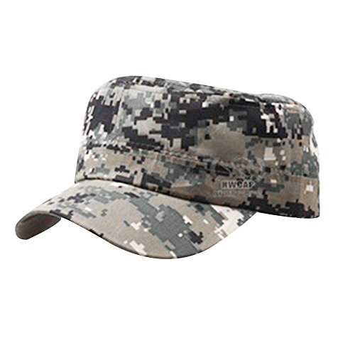 Washed Military Hat
