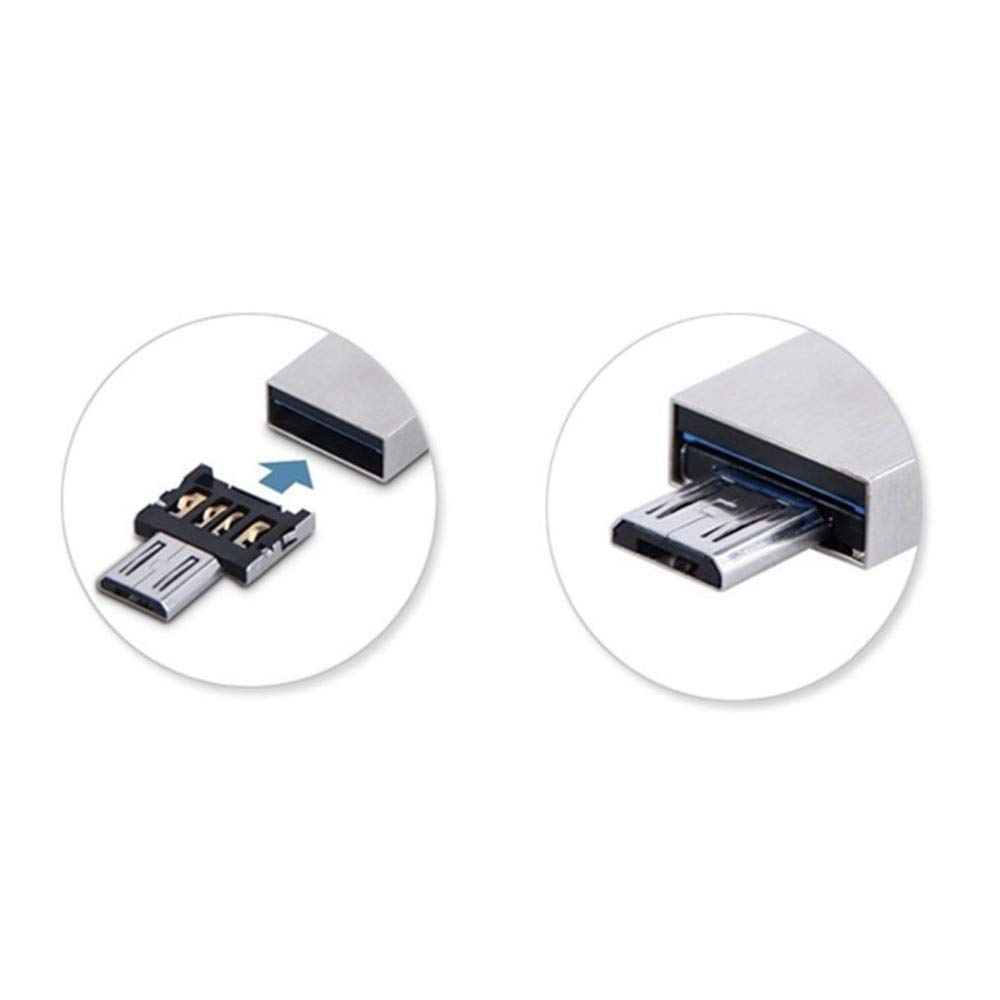 YOUKITTY 10pcs//lot Mini Size 5Gbps USB 3.0 to Micro SD SDXC TF Card Reader with Micro USB 5pin OTG Adapter for Tablet//Cell Phone