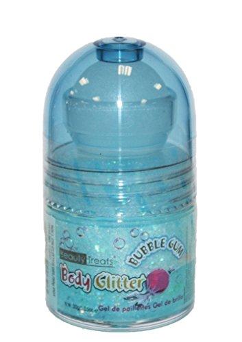 Prestige Biatta Women's Roll on Scented Body Glitter (Bubble Gum)