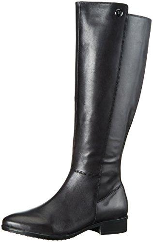Caprice 25515, Stivali Alti Donna Grigio (Dark Grey 205)