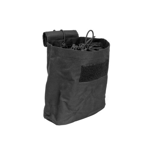 VISM by NcStar Folding Dump Pouch, Black