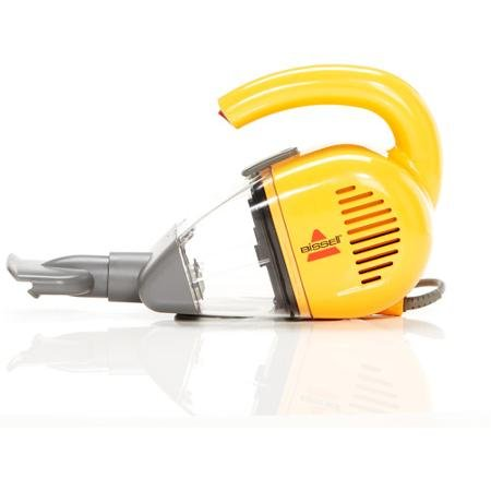Cleanview Deluxe Hand Vacuum Includes: Contour Nozzle, Hose Adapter Nozzle, Wide Mouth Tool