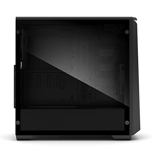 Phanteks PH-EC416PTG_BK Eclipse P400 Steel ATX Mid Tower Case Satin Black,''Tempered Glass'' Edition Cases by Phanteks (Image #6)