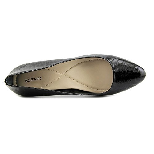 Patent Toe Closed Classic Black Alfani Pumps Womens Glorria Zq0UPpU