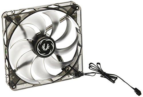 BitFenix BFF-BLF-14025O-RP Spectre 140mm LED Case Fan, ()