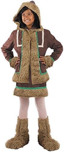 Disfraz esquimal niña Talla 12 neutro: Amazon.es: Juguetes y juegos