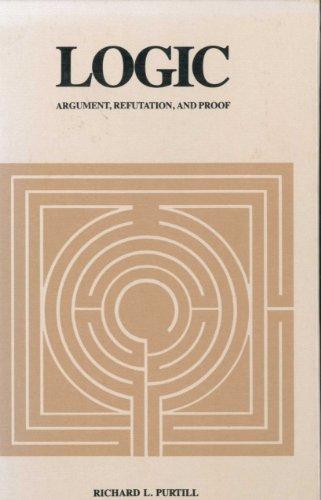 Logic: Argument, refutation, and proof