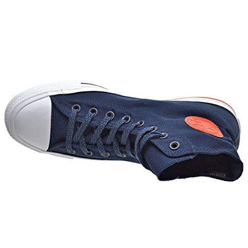 Converse Womens Chuck Taylor All Star Hi Counter Climate Canvas Trainers Obsidian TW40WCGIUX