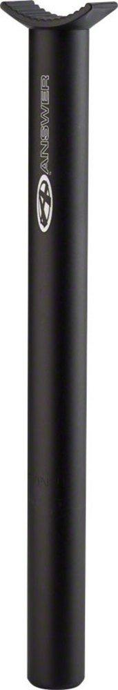 Answer BMX 27.2 MM合金Pivotalシートポストブラック B078896HQJ
