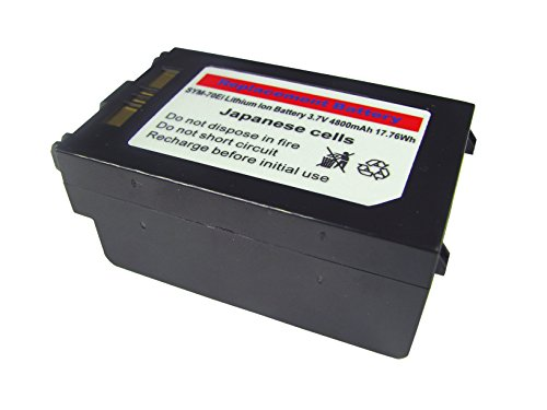 MC70 Series Replacement Extended Battery - SYM-70Ei / Meets or Exceeds OEM Specifications / 4800 mAh / Superior Japanese Cells by Enterprise Data Resources