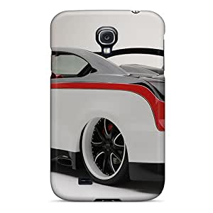 New Style Marthaeges Scion Tuning Premium Tpu Cover Case For Galaxy S4