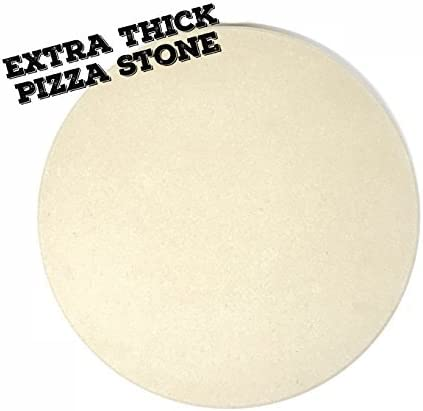 Great for Gas Grills and ovens! Aura Outdoor Products Rectangle Pizza Stone