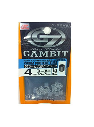 G7 worms protect tube 4mm