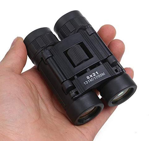 Small Compact Lightweight 8x21 Binoculars for Adults Kids
