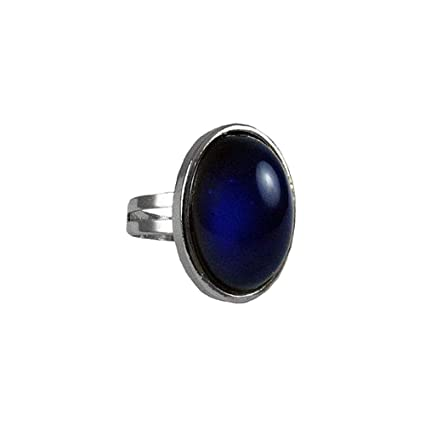 Amazon Bewild Original Oval Mood Ring Adjustable Size One