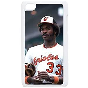 MLB IPod Touch 4 White Baltimore Orioles cell phone cases&Gift Holiday&Christmas Gifts NBGH6C9124335